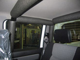 D22 Nissan Navara Roll Over Protection System (ROPS)