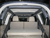 Ford Everest MU Wagon Roll Over Protection System (ROPS)